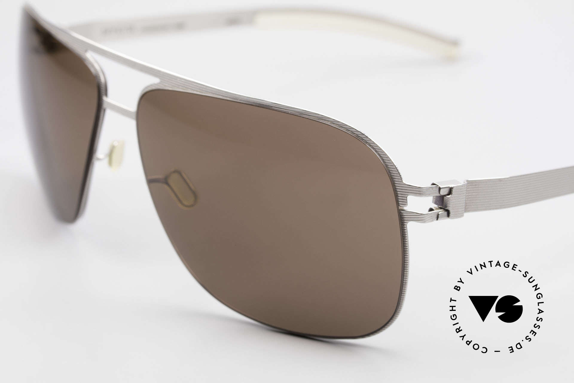 Mykita Luke Rare Designer Shades 2008's, flexible metal frame = innovative and elegant likewise, Made for Men