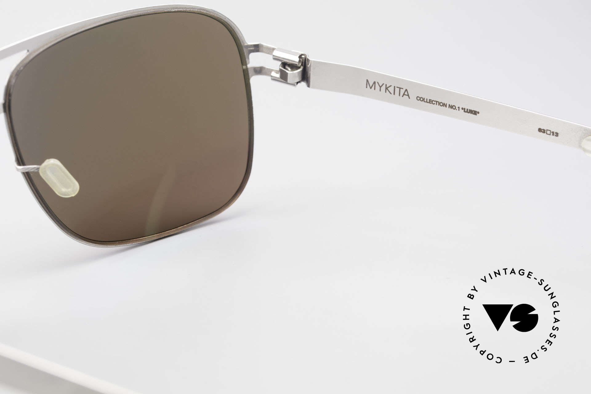 Mykita Luke Rare Designer Shades 2008's, thus, now available from us (unworn and with orig. case), Made for Men