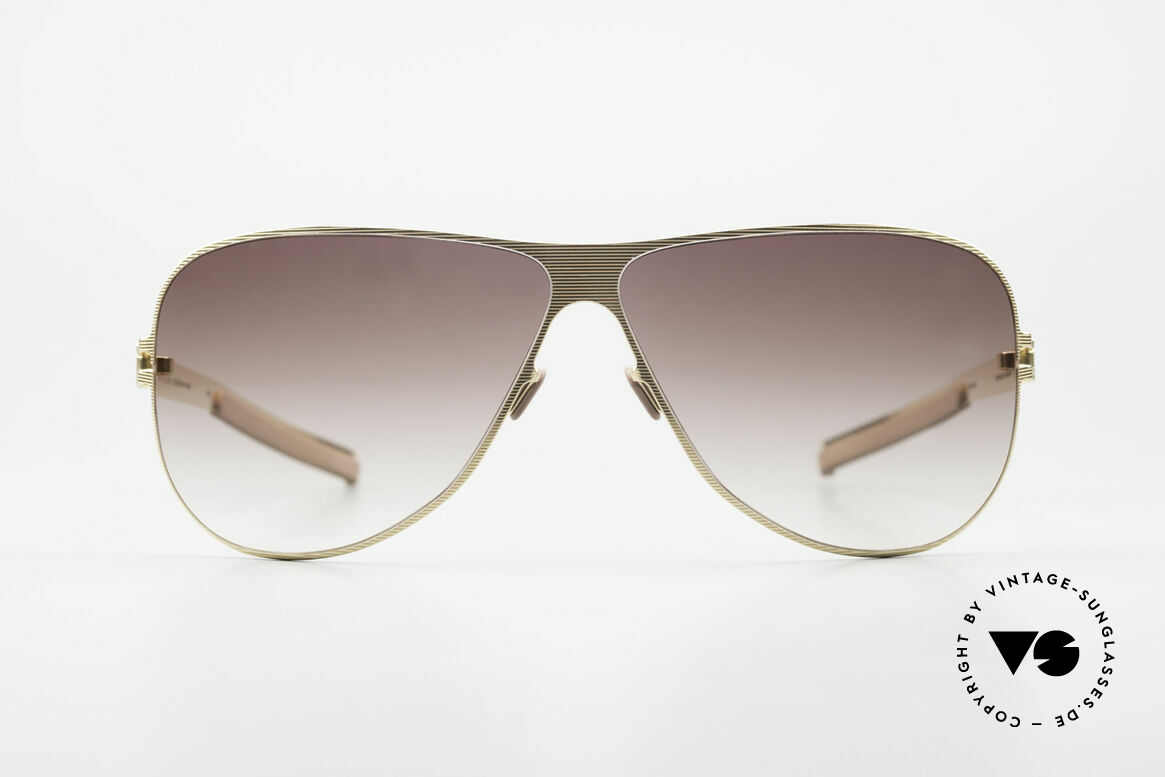 Mykita Ava Ladies Aviator Designer Shades, MYKITA: the youngest brand in our vintage collection, Made for Women