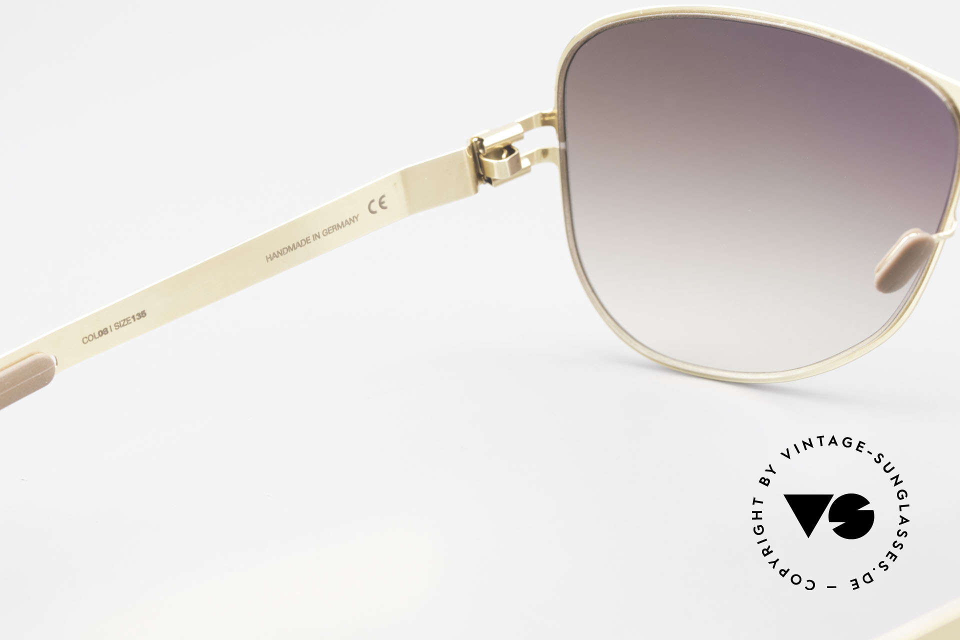 Mykita Ava Ladies Aviator Designer Shades, worn by many celebs (rare & in high demand, meanwhile), Made for Women