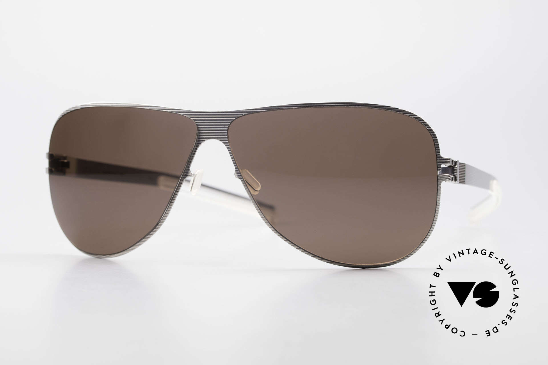 Mykita Ava Ladies Polarized Shades 2007's, original VINTAGE MYKITA ladies sunglasses from 2007, Made for Women