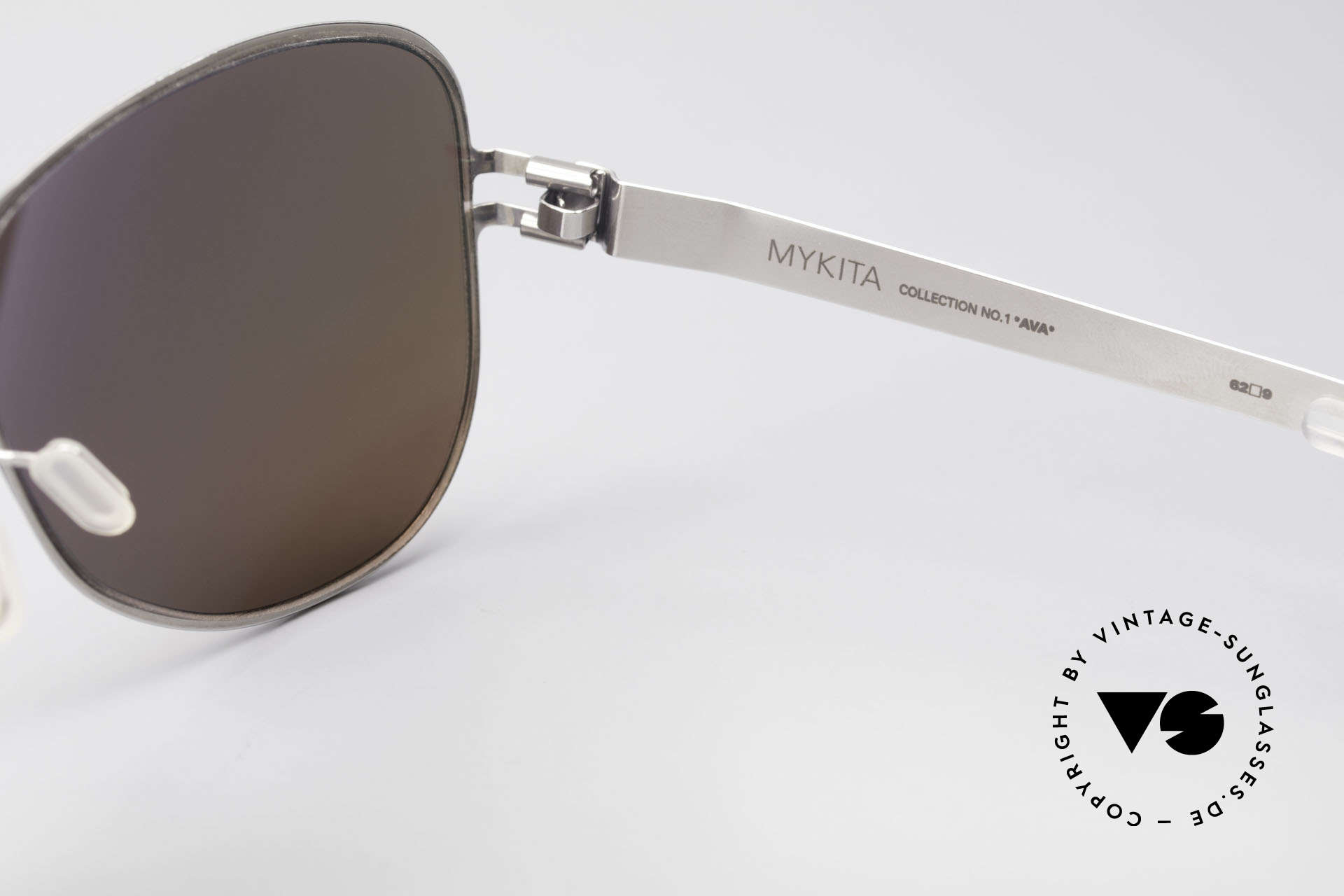 Mykita Ava Ladies Polarized Shades 2007's, thus, now available from us (unworn and with orig. case), Made for Women
