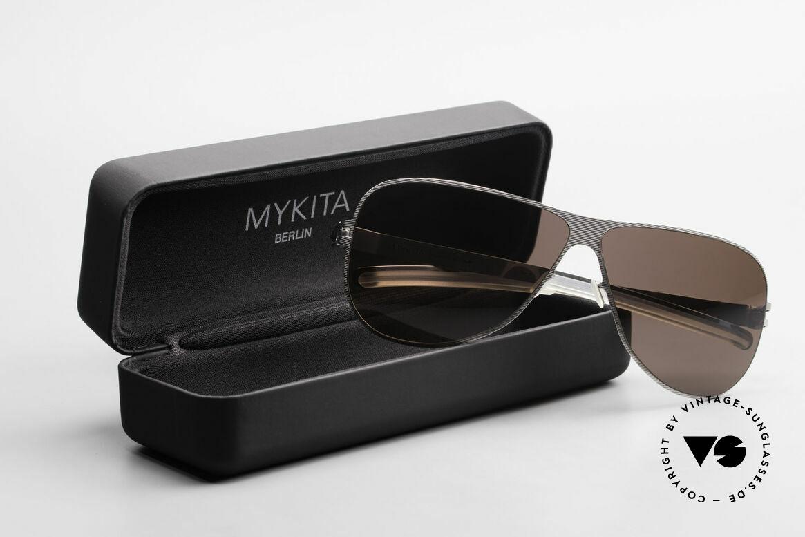 Mykita Ava Ladies Polarized Shades 2007's, Size: large, Made for Women