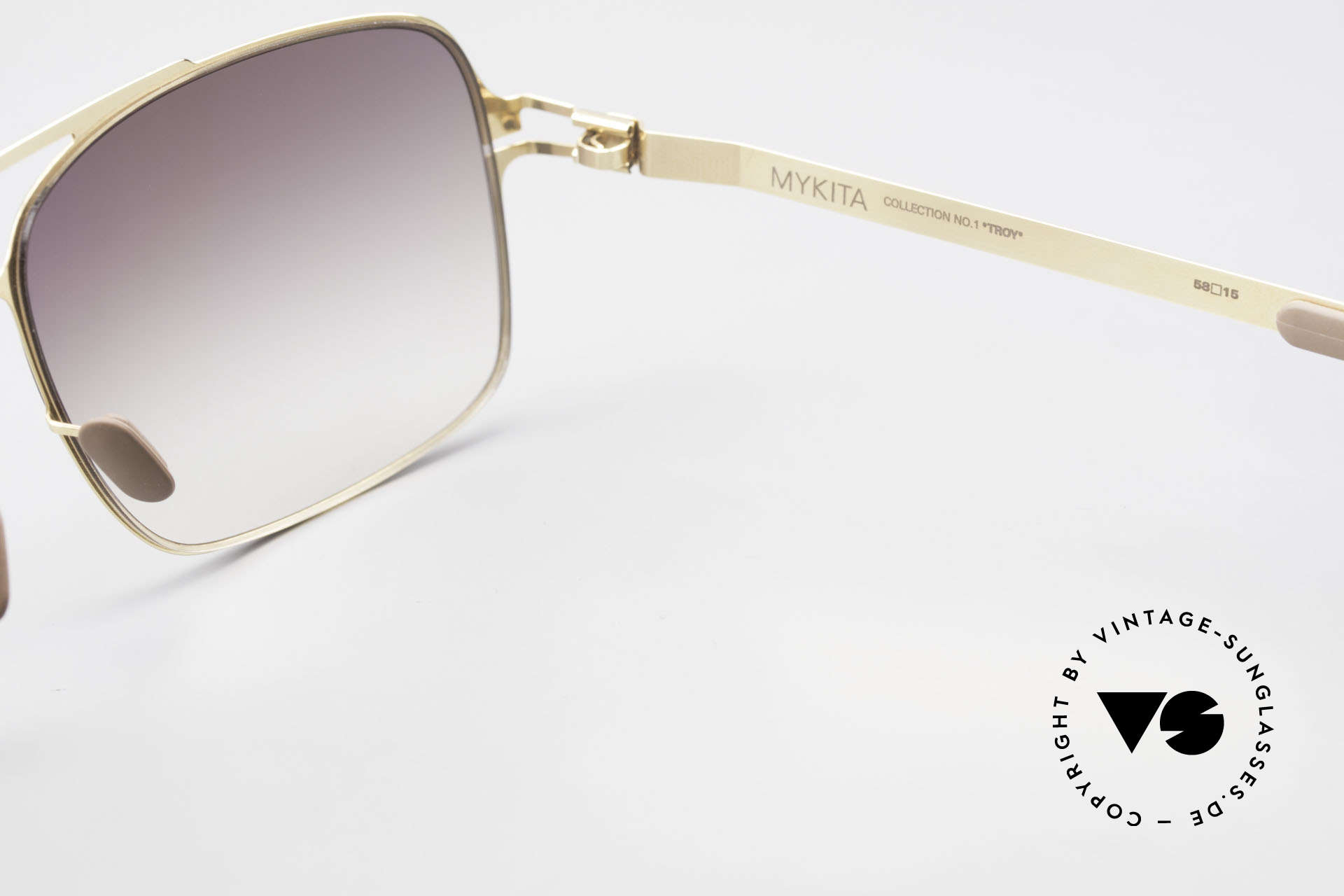 Mykita Troy Mykita Collection No 1 Shades, thus, now available from us (unworn and with orig. case), Made for Men