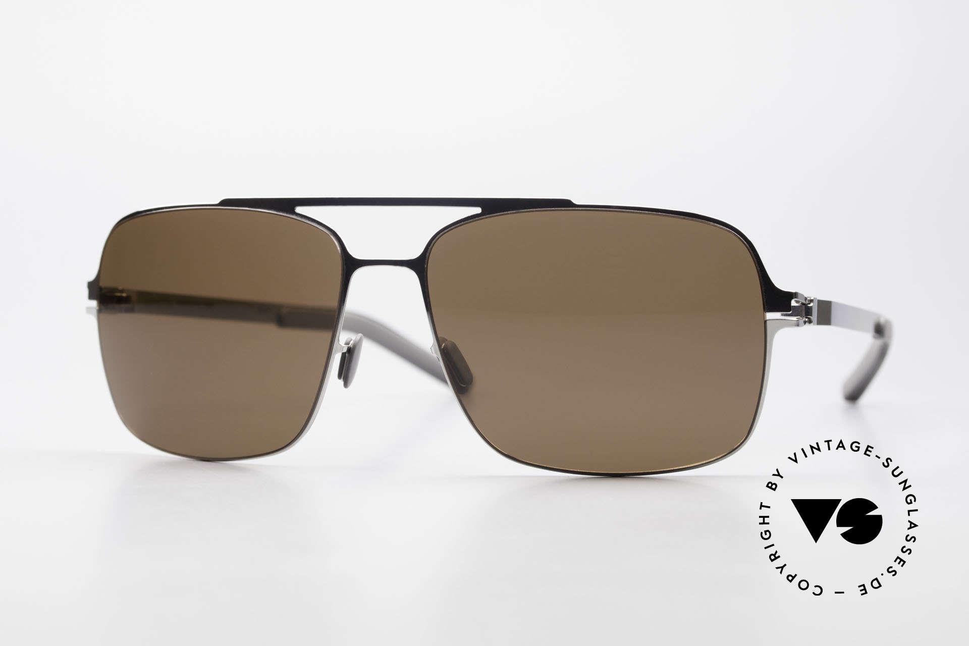 Mykita Troy Collection No 1 Mykita Shades, original VINTAGE MYKITA men's sunglasses from 2010, Made for Men