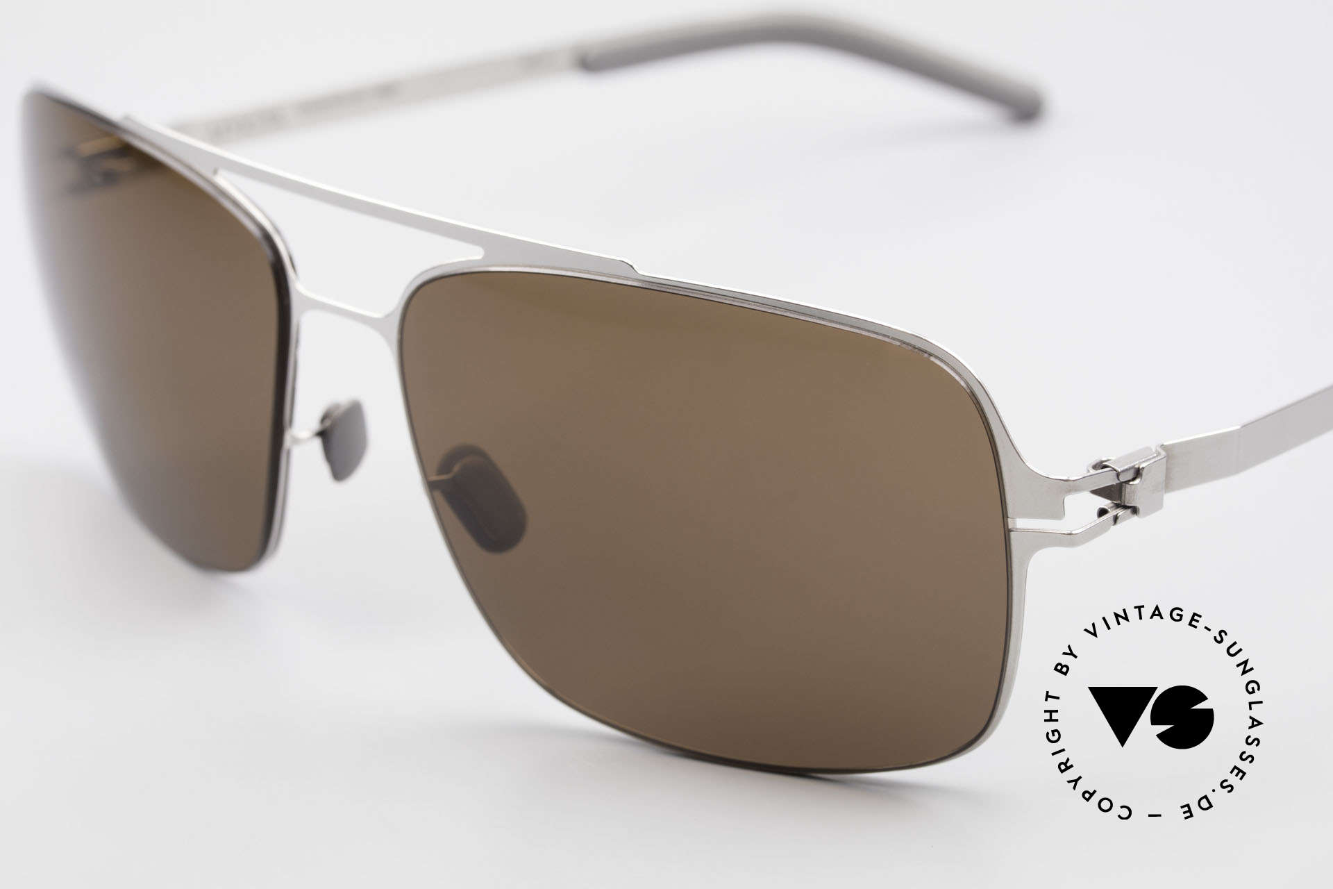 Mykita Troy Collection No 1 Mykita Shades, innovative and flexible metal frame = One size fits all!, Made for Men
