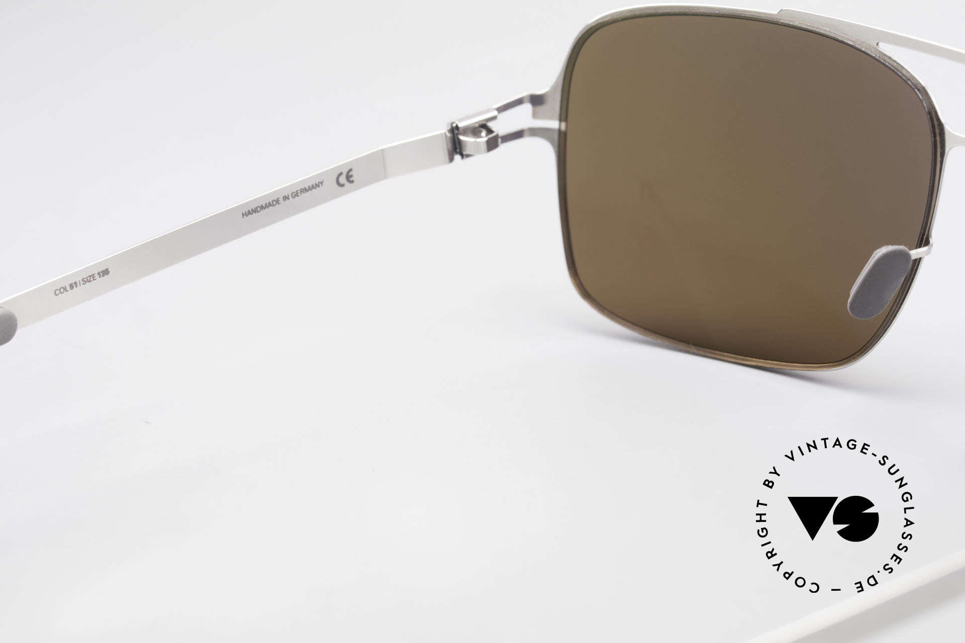 Mykita Troy Collection No 1 Mykita Shades, worn by many celebs (rare & in high demand, meanwhile), Made for Men