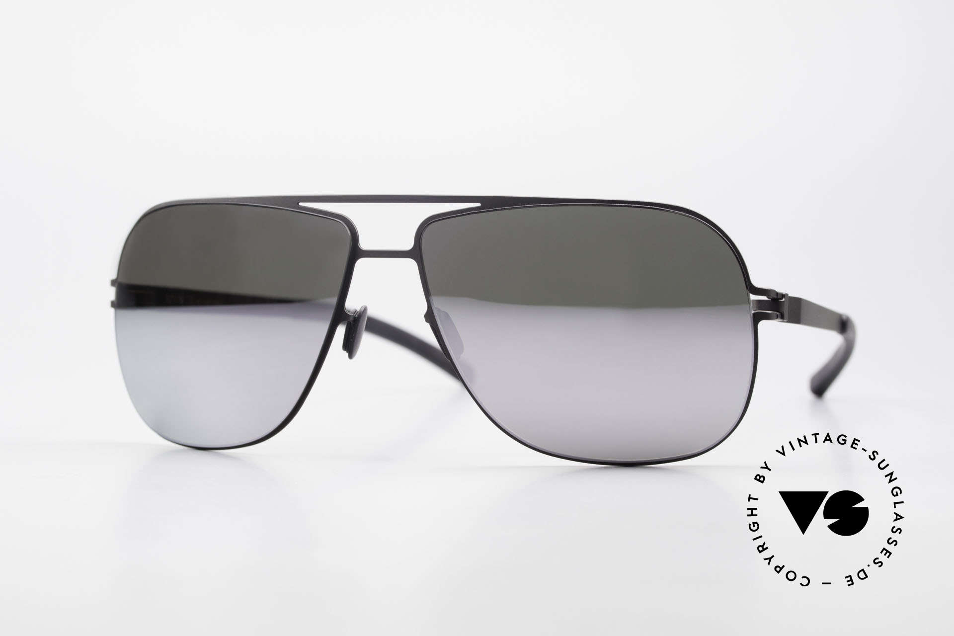 Mykita Rolf Mirrored Celebrity Sunglasses, VINTAGE Angelina Jolie Mykita sunglasses from 2011, Made for Men and Women
