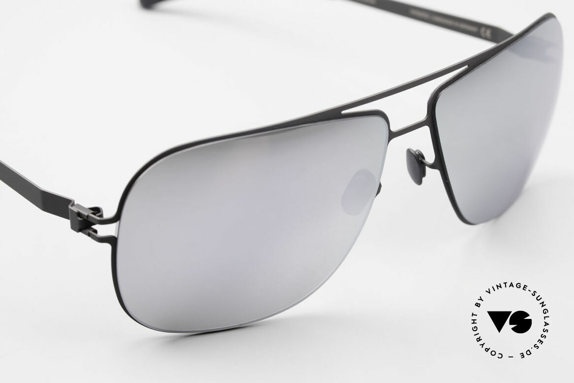 Mykita Rolf Mirrored Celebrity Sunglasses, top-notch quality, made in Germany (Berlin-Kreuzberg), Made for Men and Women