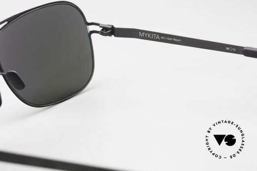 Mykita Rolf Mirrored Celebrity Sunglasses, also by Angelina Jolie, Jason Statham & Pierce Brosnan, Made for Men and Women