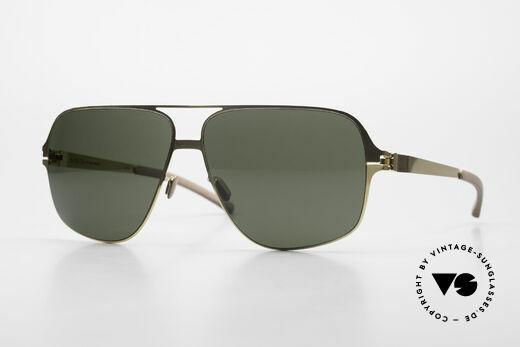 Mykita Cassius Lenny Kravitz XXL Sunglasses Details