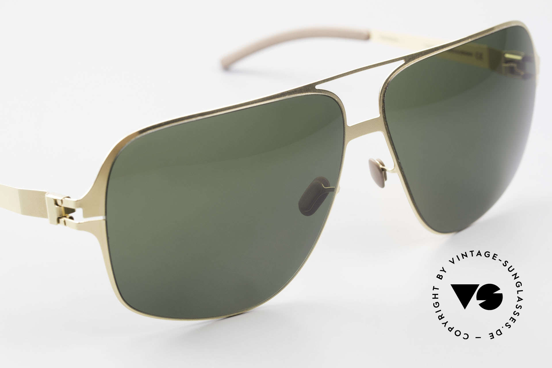 Mykita Cassius Lenny Kravitz XXL Sunglasses, top-notch quality, made in Germany (Berlin-Kreuzberg), Made for Men