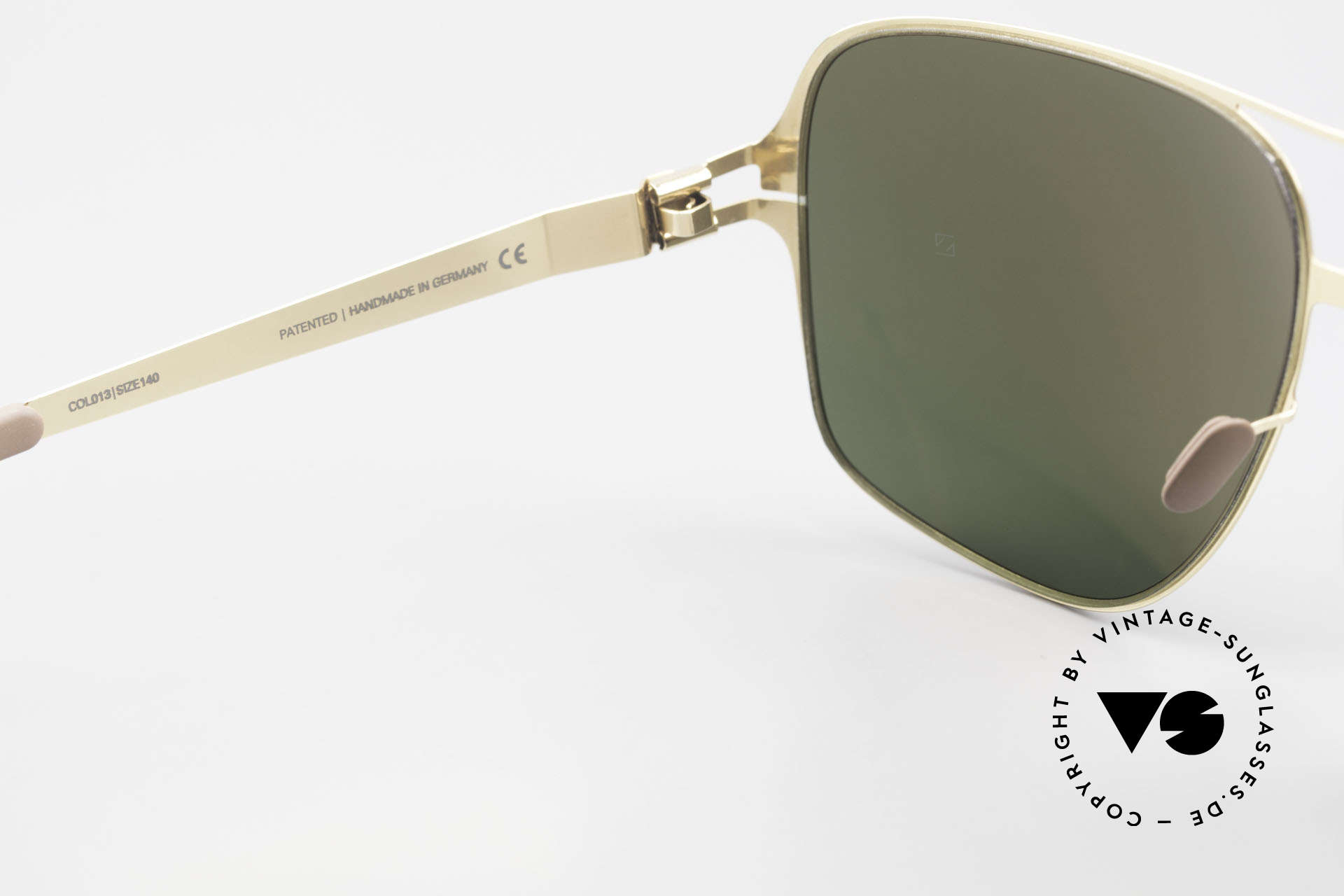 Mykita Cassius Lenny Kravitz XXL Sunglasses, worn by Lenny Kravitz (rare and in high demand, today), Made for Men