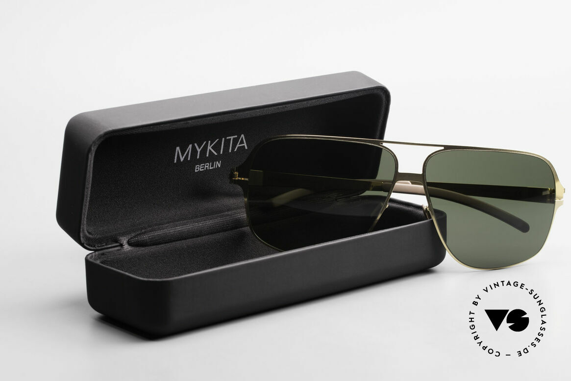 Mykita Cassius Lenny Kravitz XXL Sunglasses, Size: extra large, Made for Men