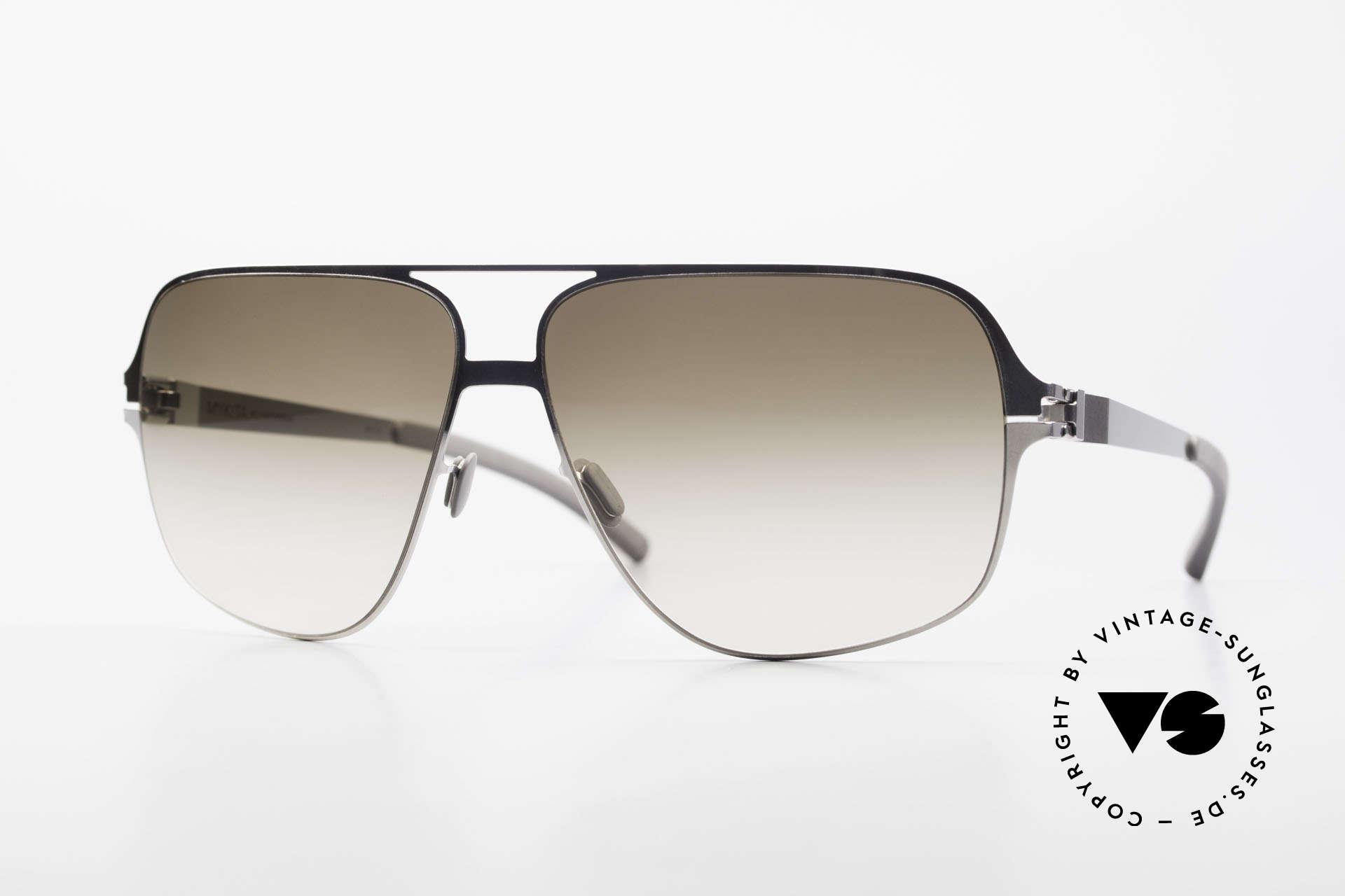 Mykita Cassius Lenny Kravitz Sunglasses XXL, Lenny Kravitz Mykita sunglasses from 2010, VINTAGE, Made for Men