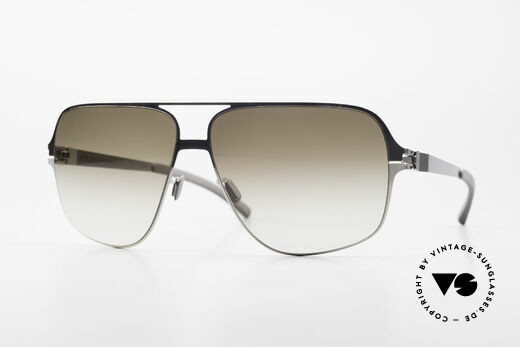 Mykita Cassius Lenny Kravitz Sunglasses XXL Details