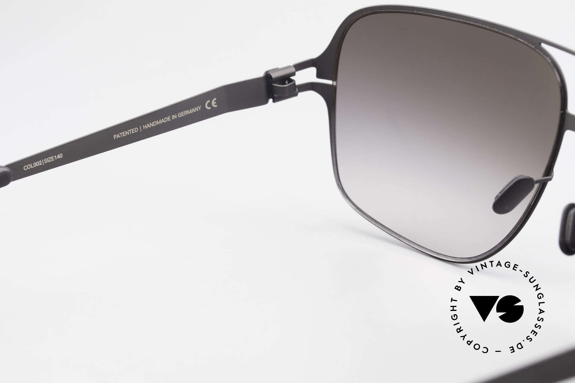 Mykita Cassius XXL Sunglasses Lenny Kravitz, worn by Lenny Kravitz (rare and in high demand, today), Made for Men