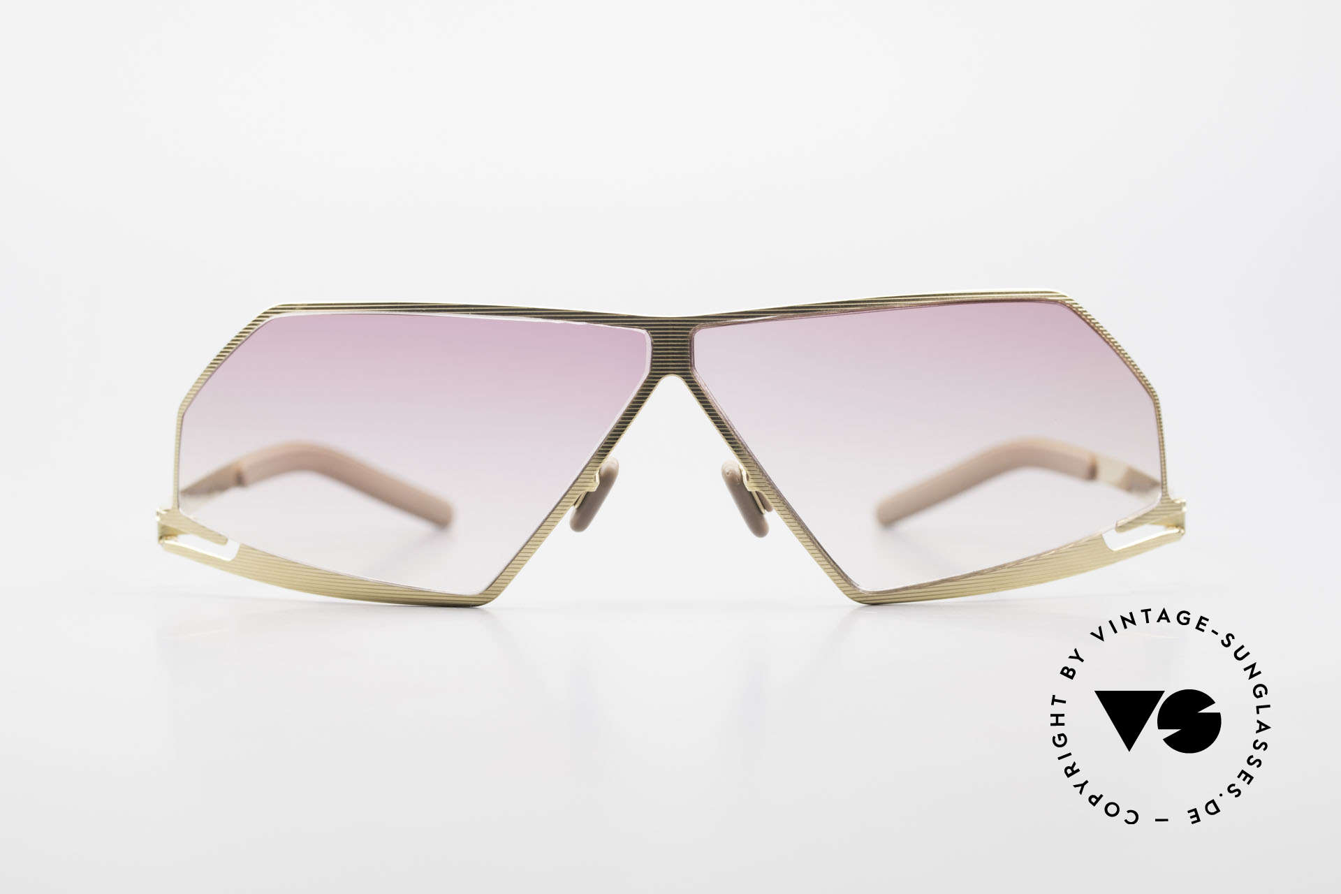 Mykita Chuck Futuristic Designer Sunglasses, MYKITA: the youngest brand in our vintage collection, Made for Men and Women