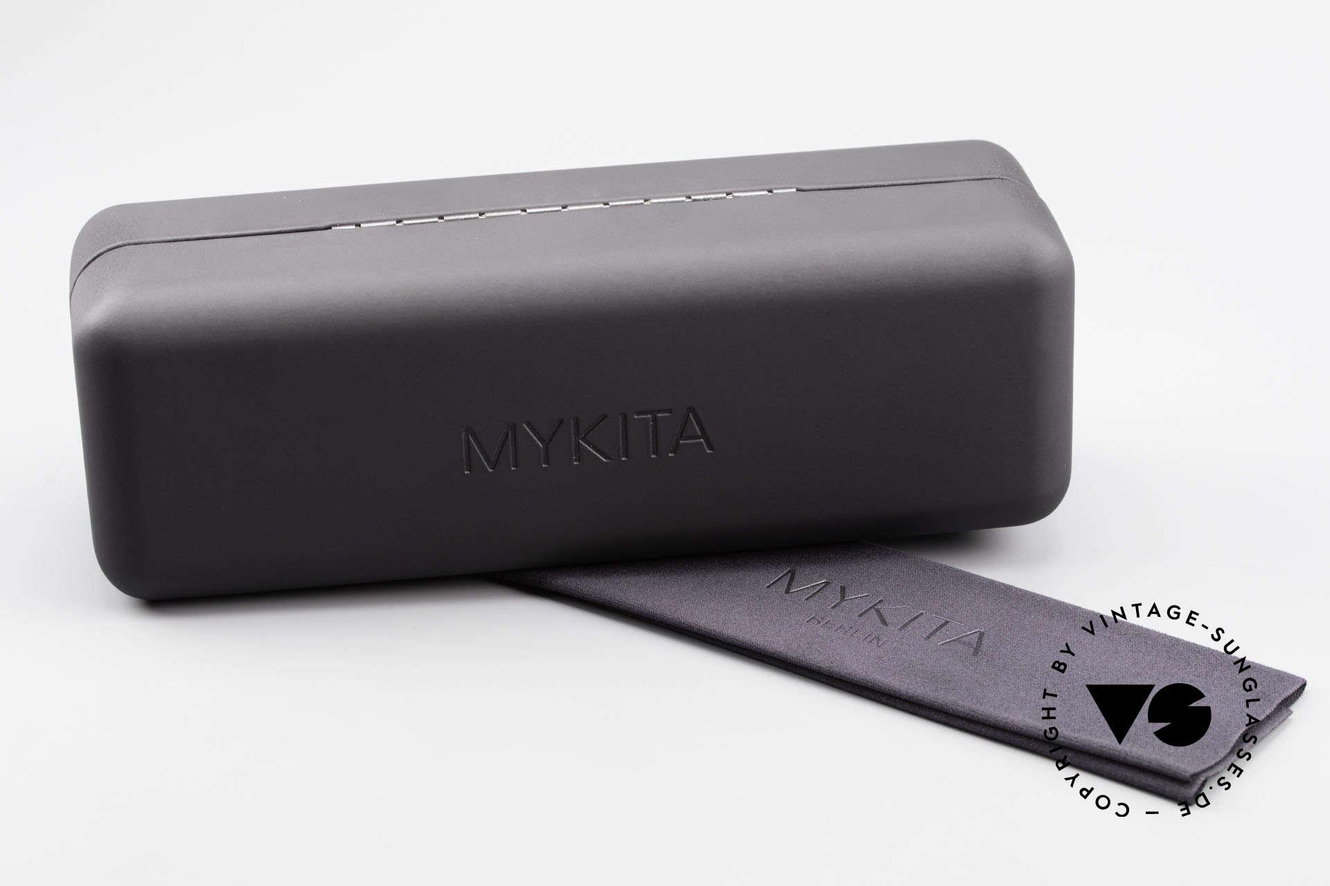 Mykita Chuck Futuristic Designer Sunglasses, Size: medium, Made for Men and Women