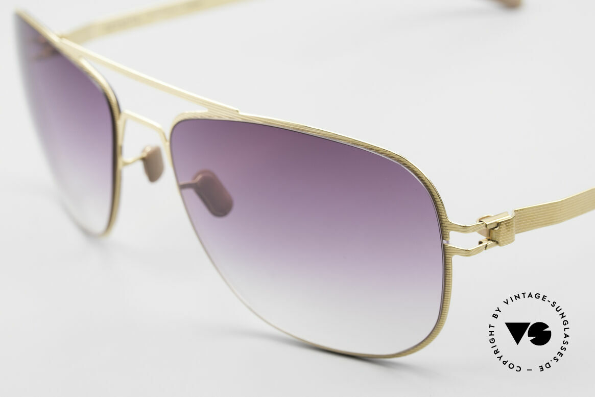 Mykita Howard Vintage Unisex Mykita Shades, innovative and flexible metal frame = One size fits all!, Made for Men and Women