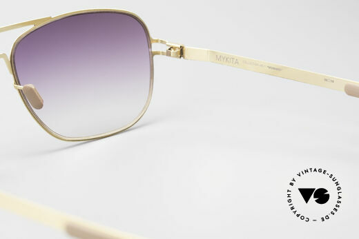 Mykita Howard Vintage Unisex Mykita Shades, thus, now available from us (unworn and with orig. case), Made for Men and Women