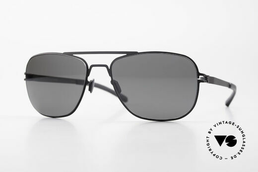 Mykita Howard Polarized Sunglasses Unisex Details