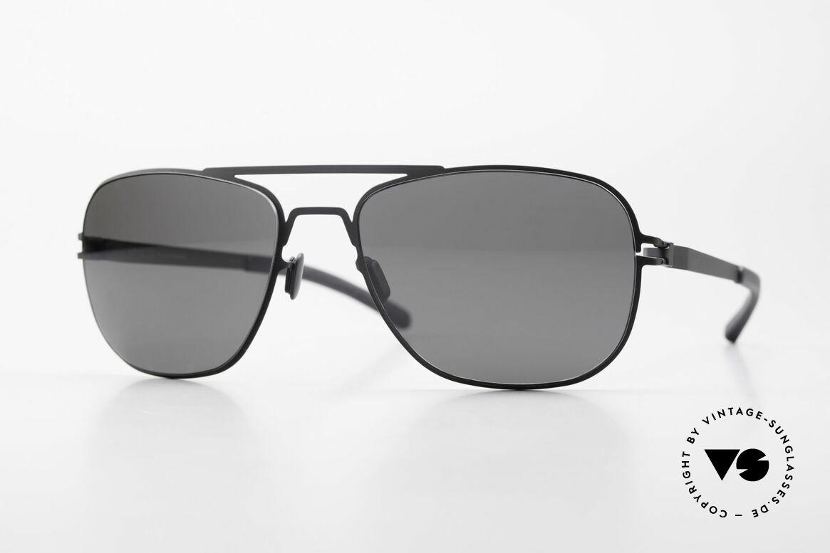 Mykita Howard Polarized Sunglasses Unisex, original VINTAGE MYKITA unisex sunglasses from 2007, Made for Men and Women