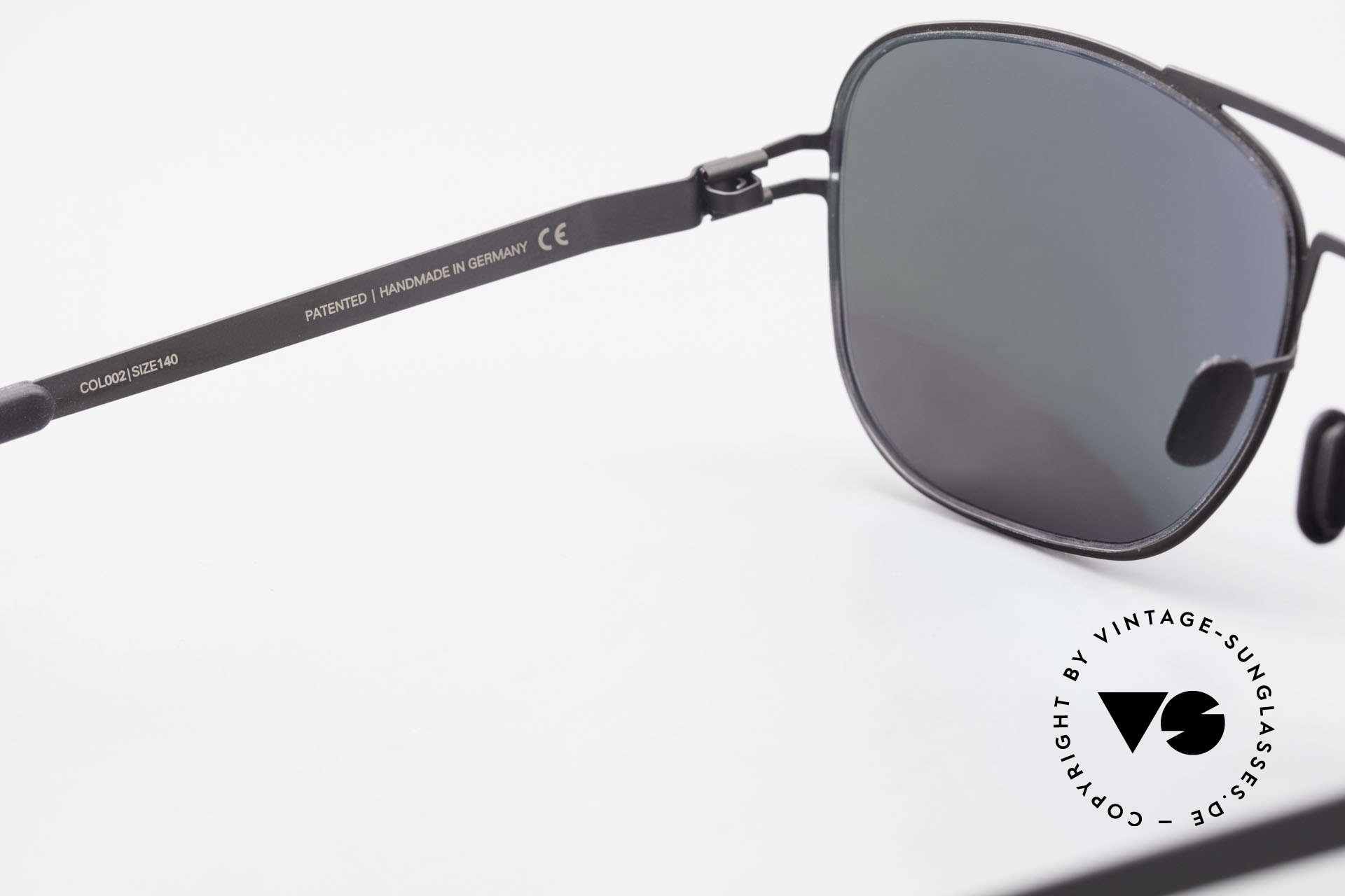 Mykita Howard Polarized Sunglasses Unisex, worn by many celebs (rare & in high demand, meanwhile), Made for Men and Women