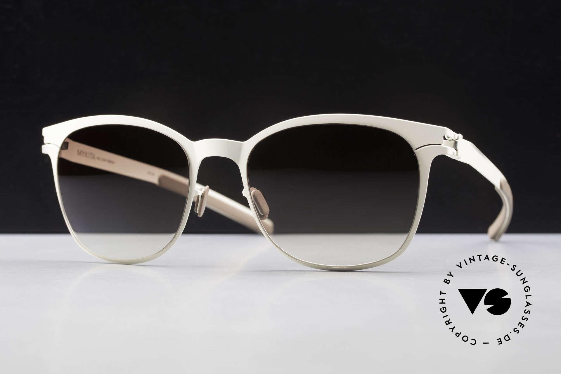 Mykita Greta Ladies Sunglasses From 2009, original VINTAGE MYKITA ladies sunglasses from 2009, Made for Women