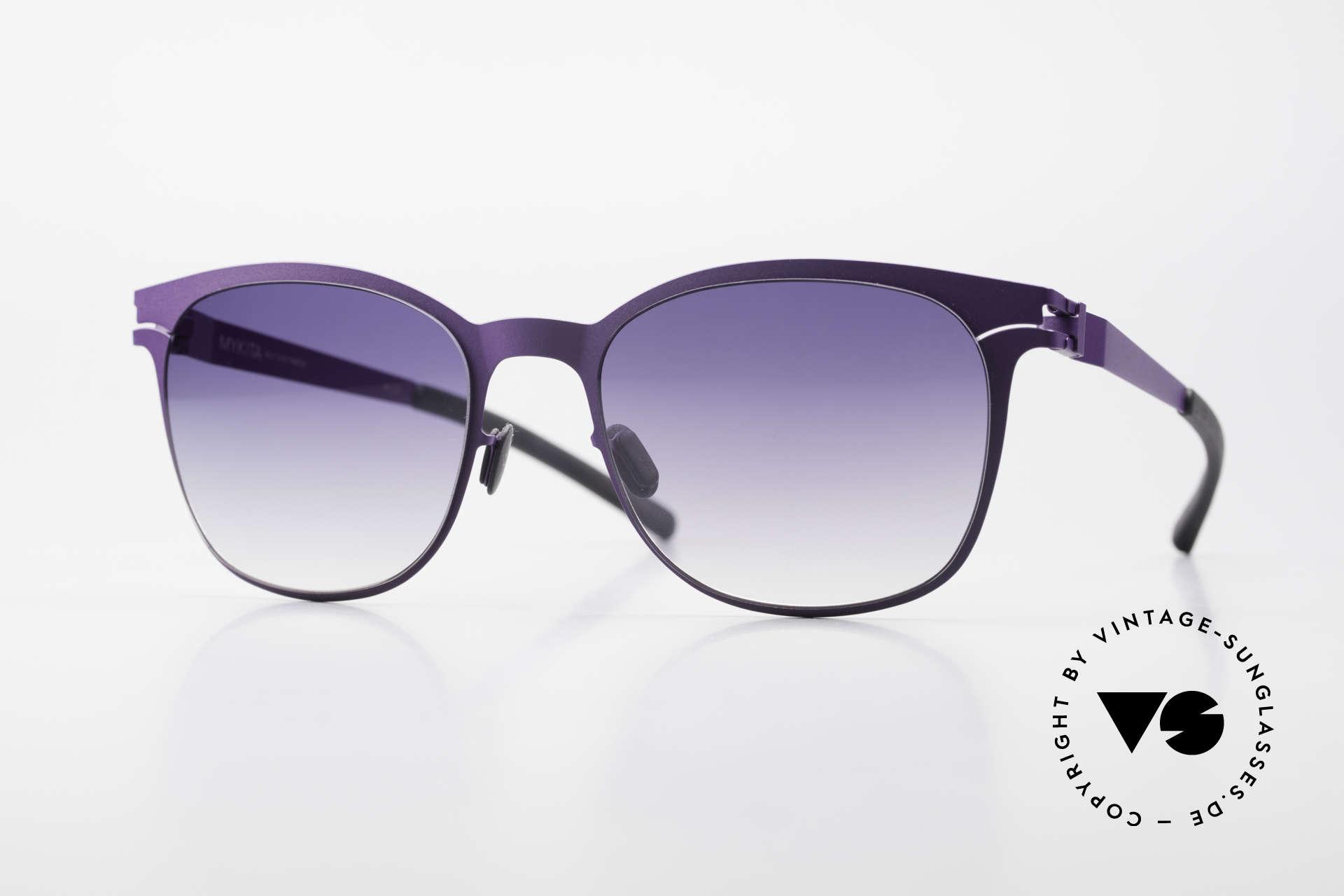 Mykita Greta Ladies Designer Sunglasses, original VINTAGE MYKITA ladies sunglasses from 2009, Made for Women