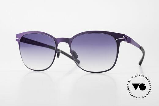Mykita Greta Ladies Designer Sunglasses Details