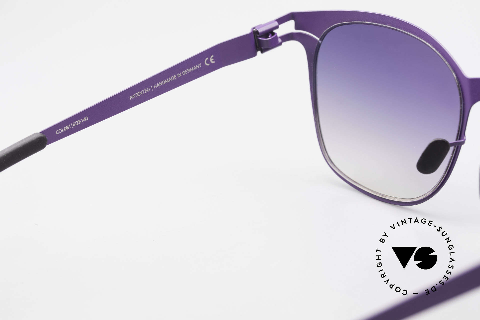 Mykita Greta Ladies Designer Sunglasses, worn by many celebs (rare & in high demand, meanwhile), Made for Women