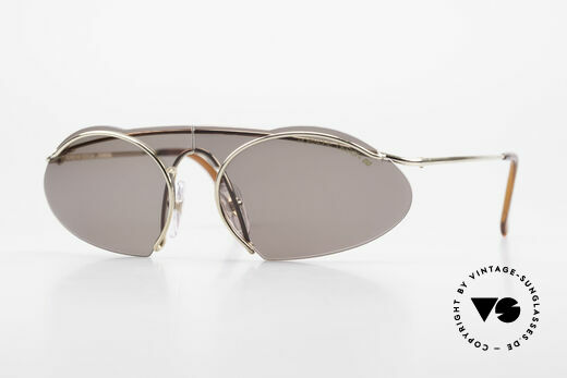 Porsche 5690 2 in 1 Sunglasses Two Styles Details