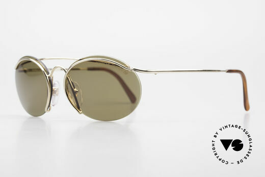 Porsche 5690 2 in 1 Sunglasses Two Styles, NO RETRO sunglasses, but a genuine unworn ORIGINAL!, Made for Men and Women