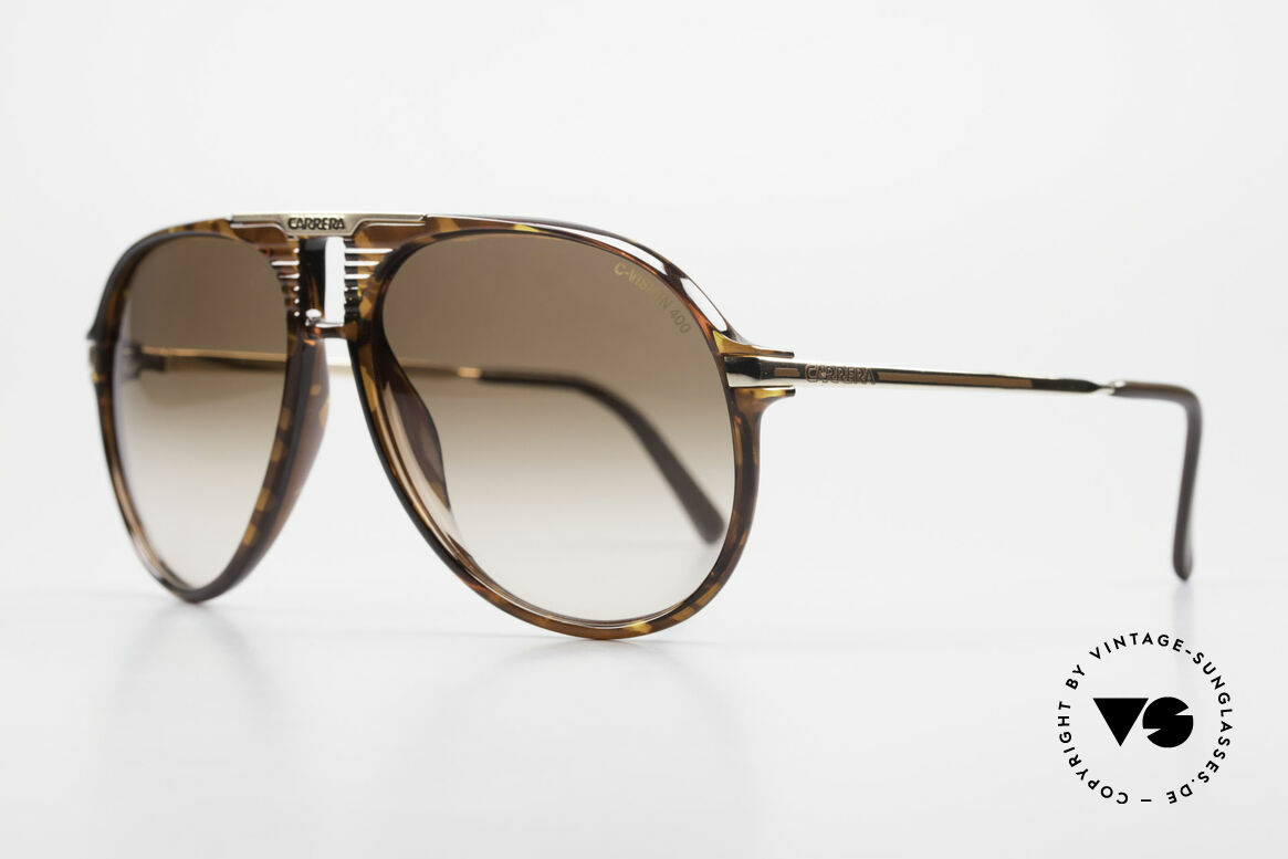 Carrera 5595 80's Shades With Extra Lenses, synthetic frame (Optyl material) in best quality, Made for Men