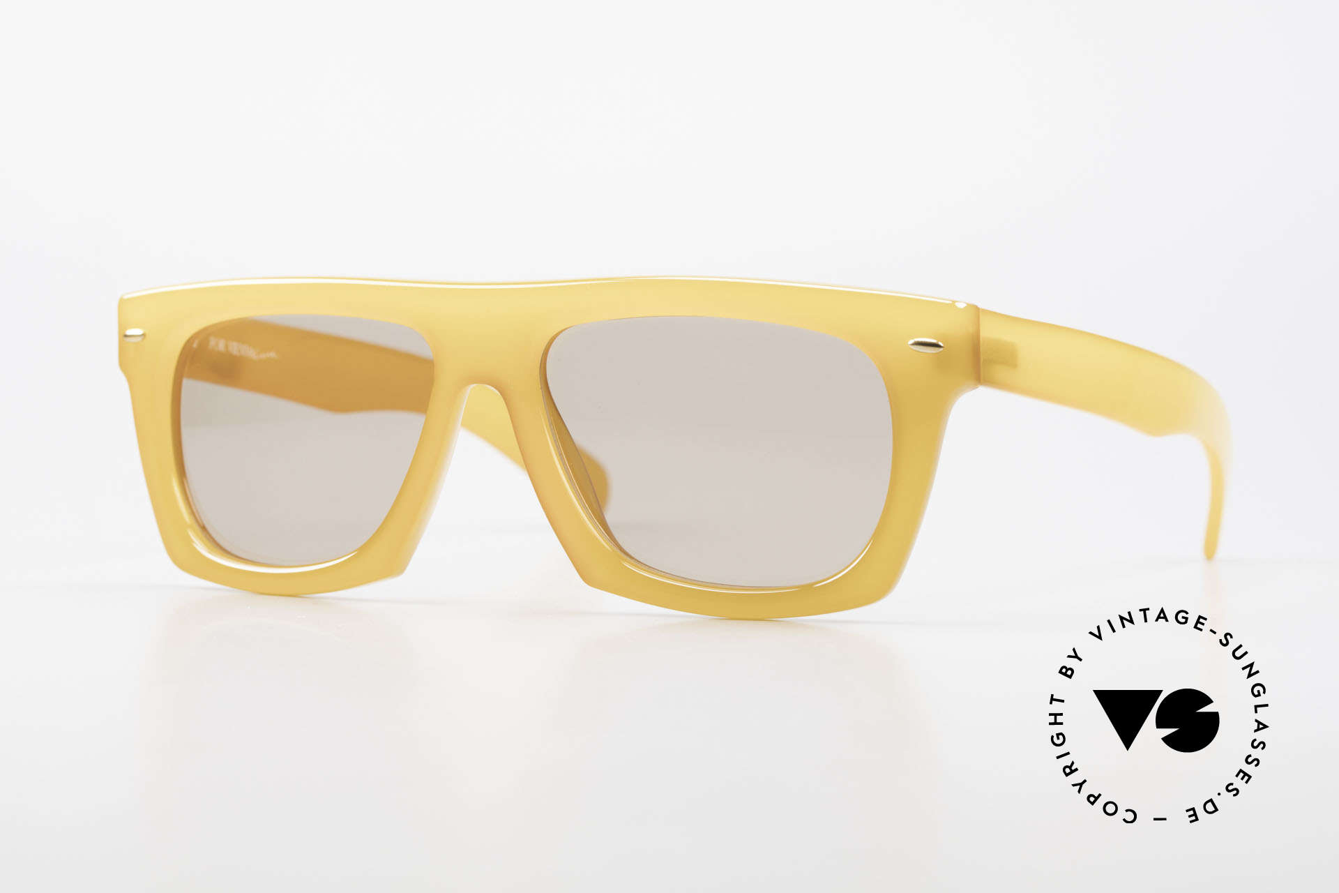 Paloma Picasso 1460 1990's Viennaline Collection, VINTAGE designer sunglasses by PALOMA Picasso, Made for Men and Women