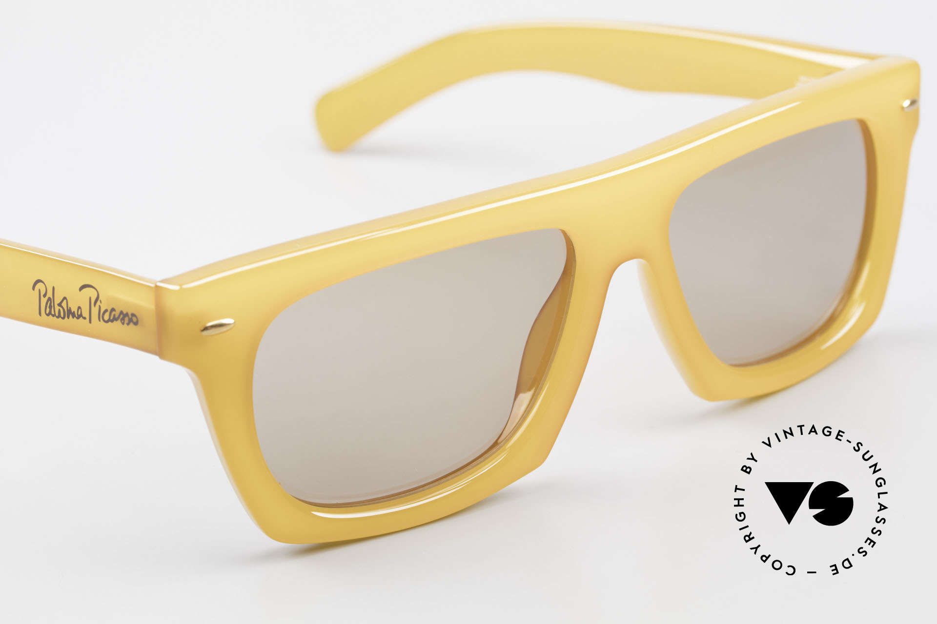 Paloma Picasso 1460 1990's Viennaline Collection, never worn (like all our rare vintage PP sunglasses), Made for Men and Women