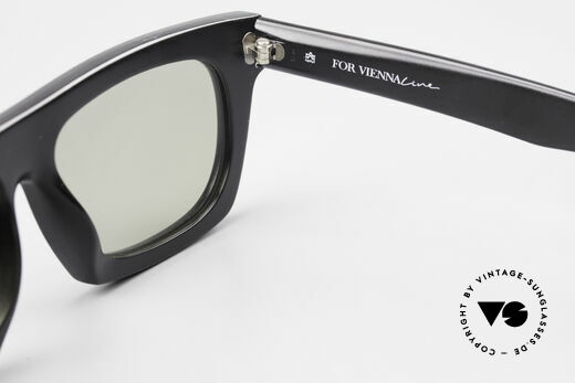 Paloma Picasso 1460 Striking 90's Designer Shades, sun lenses (100% UV) and with original Picasso case, Made for Men and Women