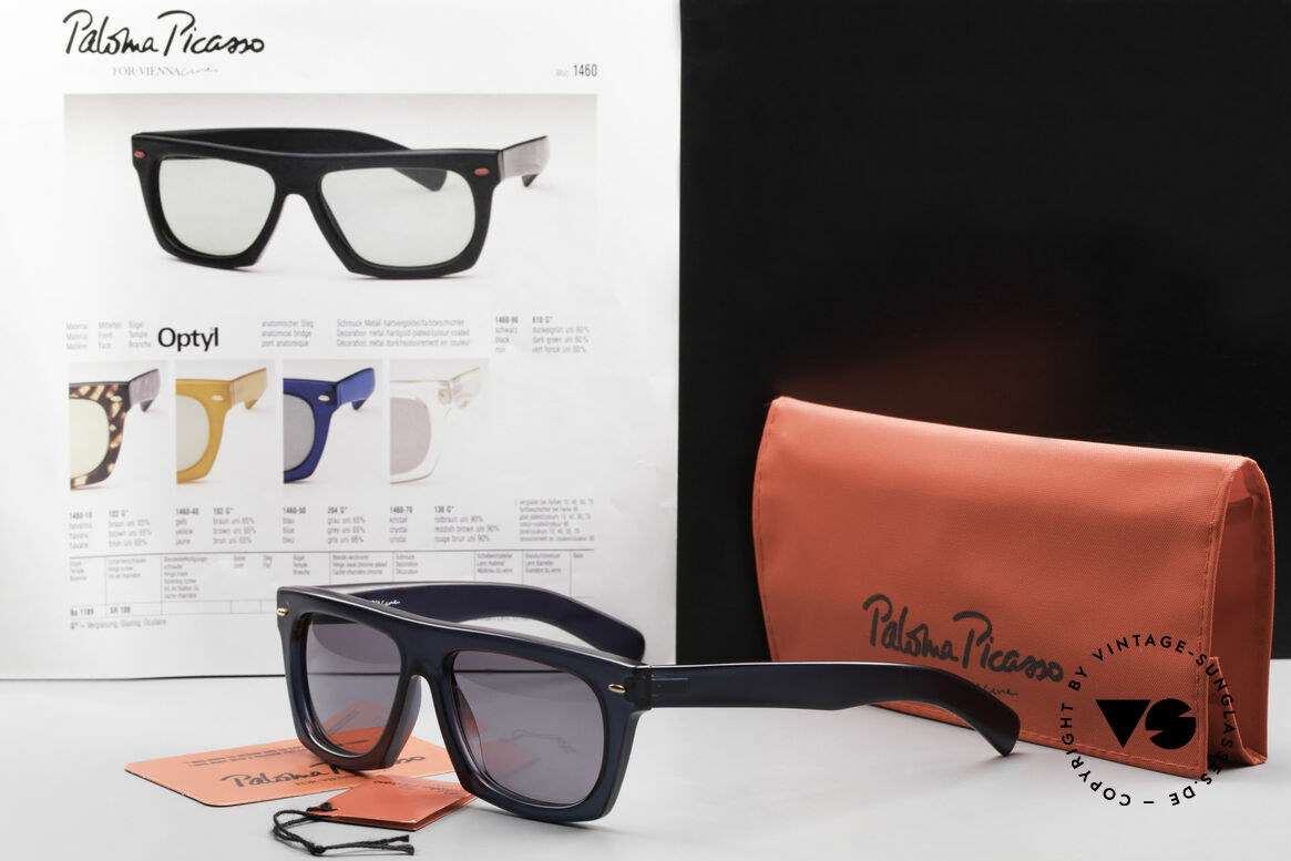 Paloma Picasso 1460 90's Original Designer Shades, Size: large, Made for Men and Women