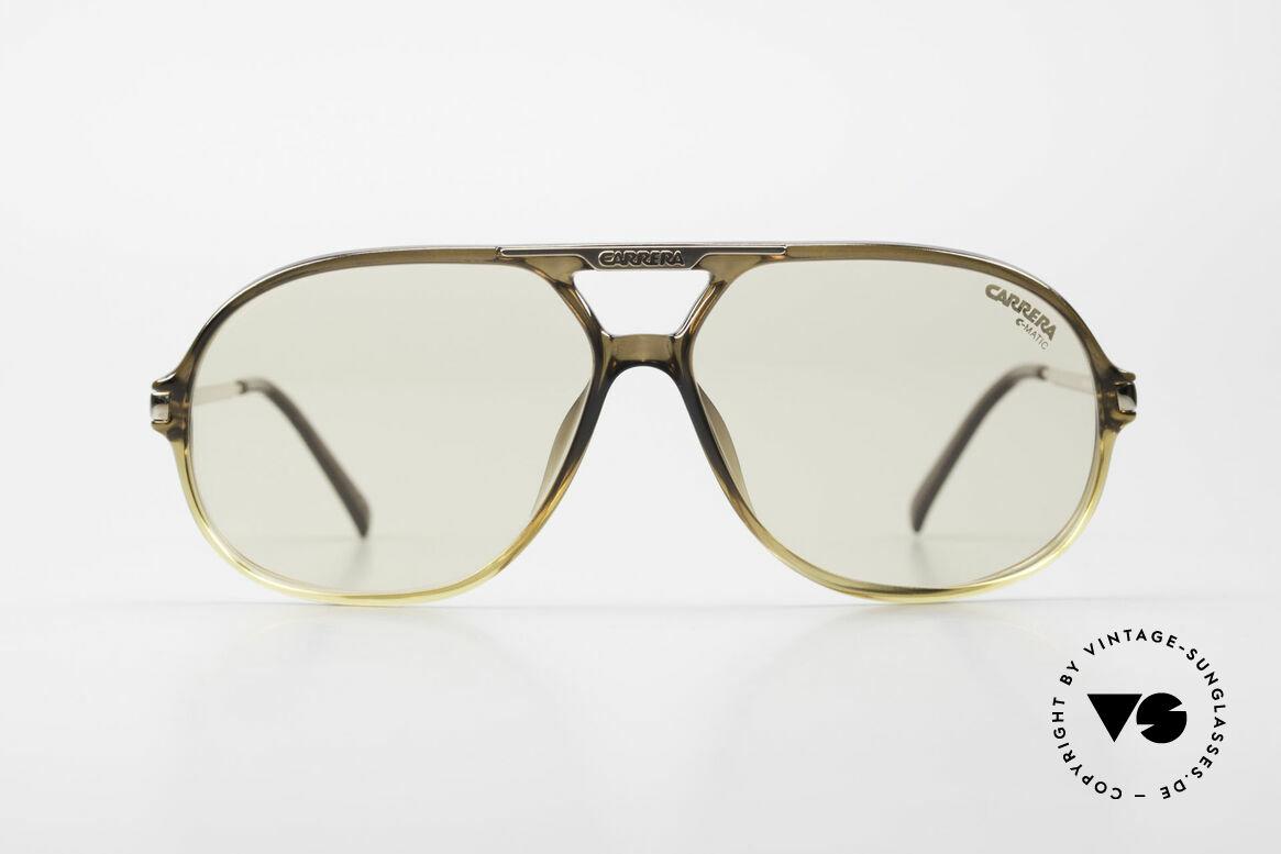 "Carrera 5411 C-Matic Lenses Darken Automatically, brilliant photochromic ""C-MATIC"" lenses (darkening), Made for Men"
