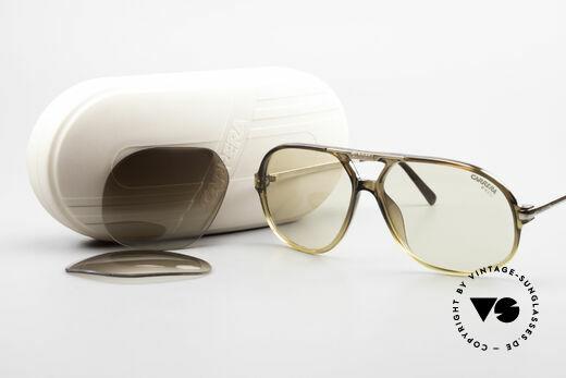 Carrera 5411 C-Matic Lenses Darken Automatically, NO RETRO sunglasses, but a 30 years old ORIGINAL!, Made for Men