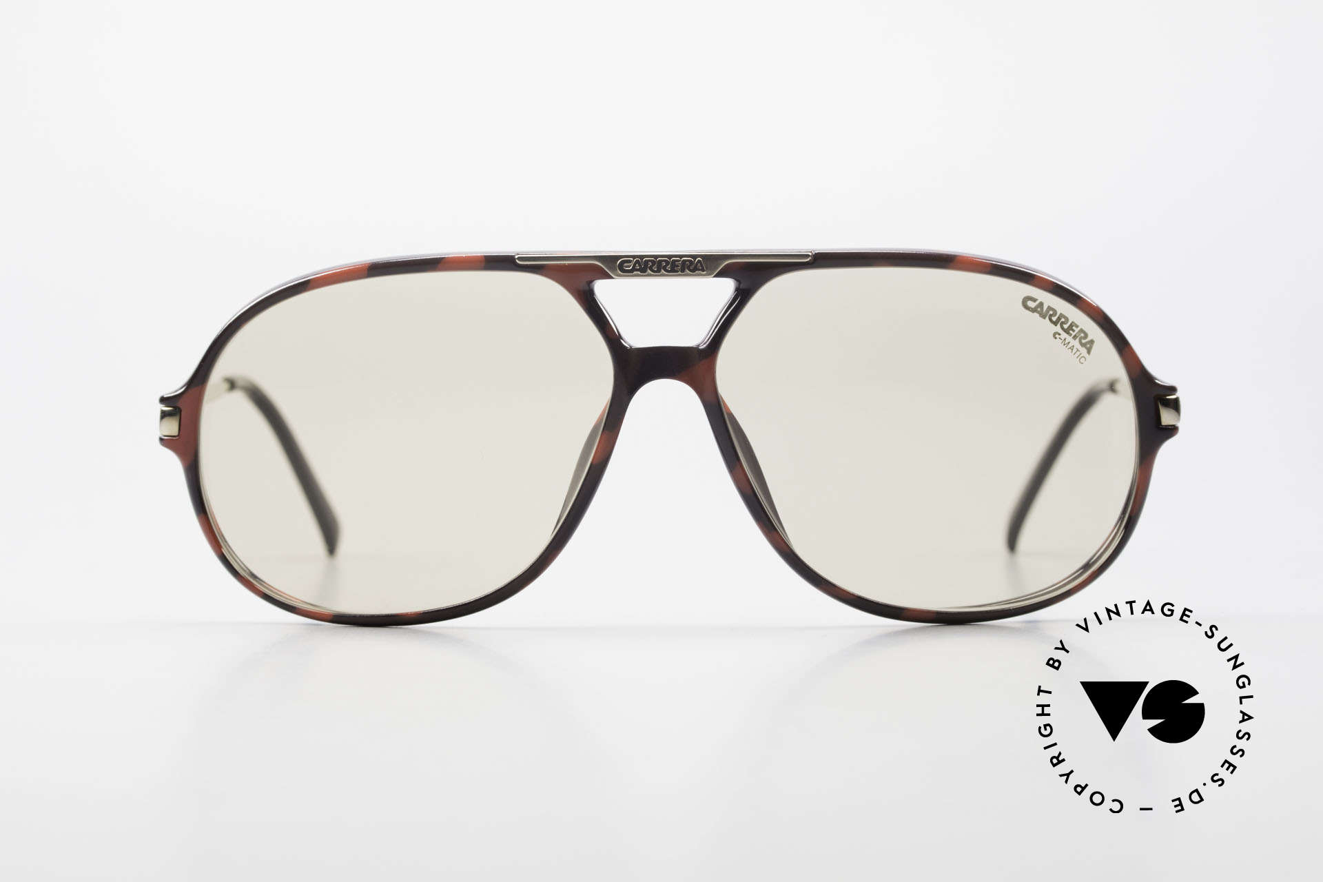 "Carrera 5411 C-Matic Photochromic Automatic Lens, brilliant photochromic ""C-MATIC"" lenses (darkening), Made for Men"