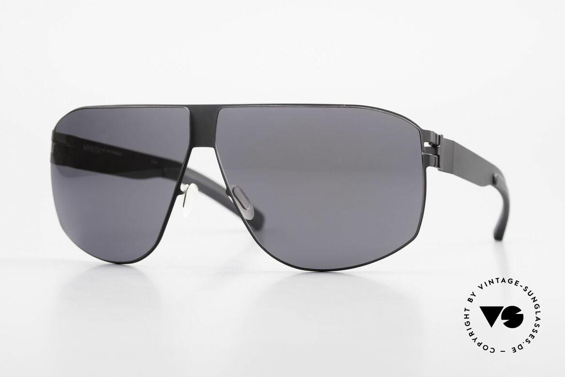 Mykita Terrence Vintage Mykita Sunglasses 2011, original VINTAGE MYKITA men's sunglasses from 2011, Made for Men