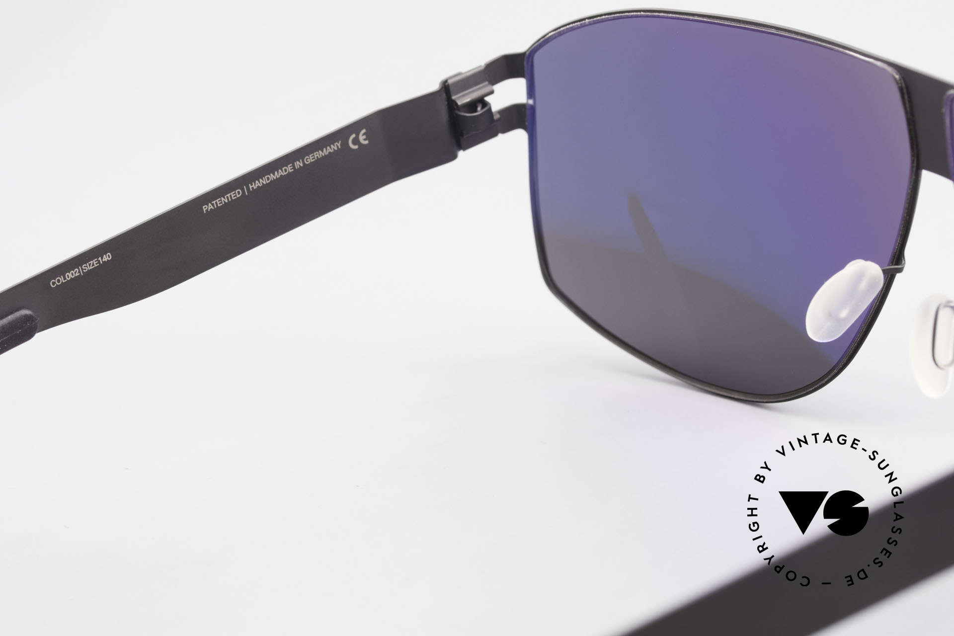 Mykita Terrence Vintage Mykita Sunglasses 2011, worn by many celebs (rare & in high demand, meanwhile), Made for Men