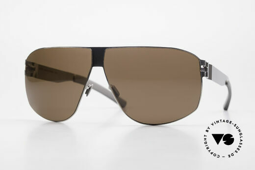 Mykita Terrence Mykita Vintage Sunglasses 2011 Details