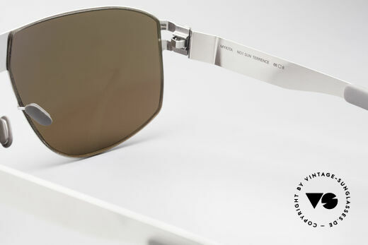 Mykita Terrence Mykita Vintage Sunglasses 2011, thus, now available from us (unworn and with orig. case), Made for Men