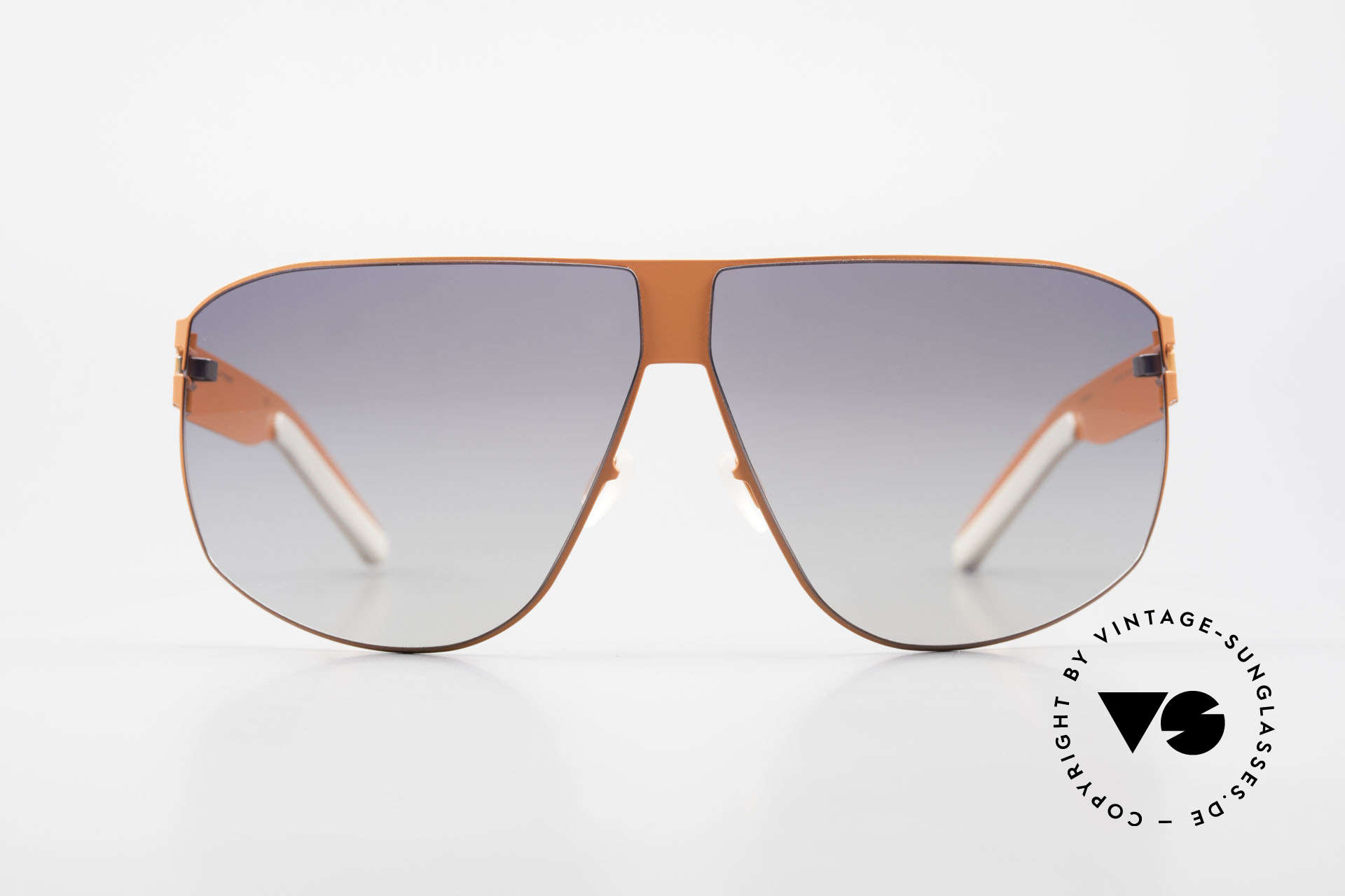 Mykita Terrence Mykita Shades Neonorange, MYKITA: the youngest brand in our vintage collection, Made for Men