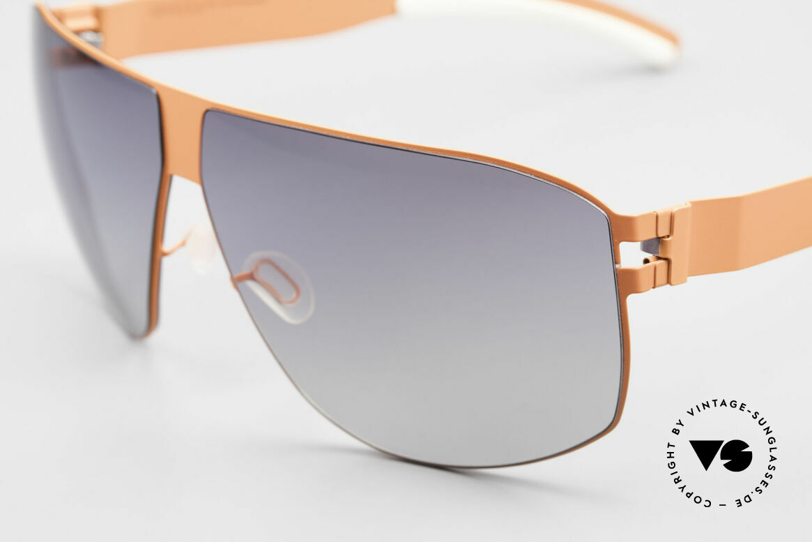 Mykita Terrence Mykita Shades Neonorange, top-notch quality, made in Germany (Berlin-Kreuzberg), Made for Men