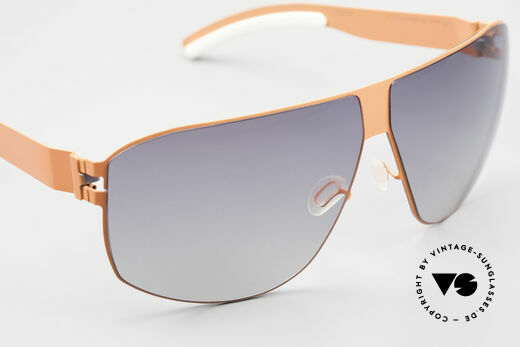 Mykita Terrence Mykita Shades Neonorange, worn by many celebs (rare & in high demand, meanwhile), Made for Men