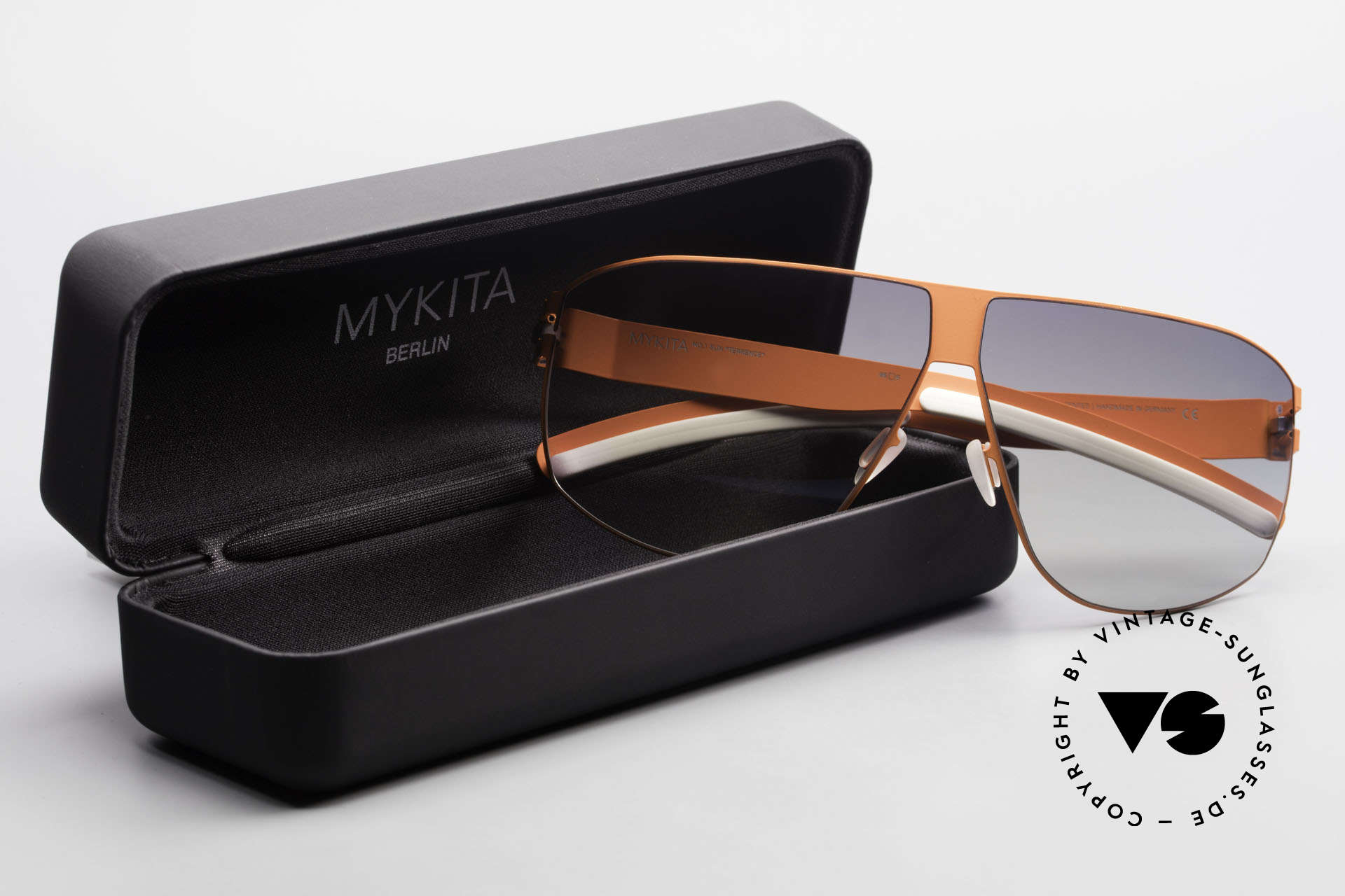 Mykita Terrence Mykita Shades Neonorange, Size: large, Made for Men
